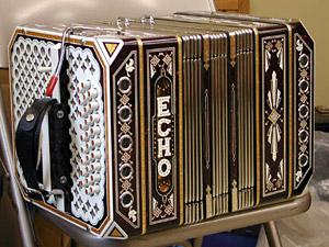 Patek Standard Concertina