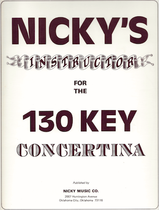 Nicky's Instructor 130 Key Concertina