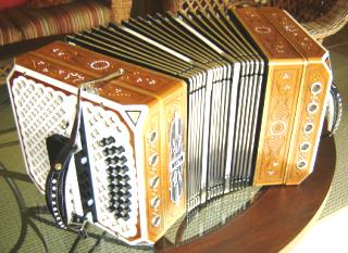 Jerry Smith Concertina