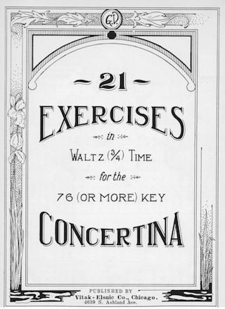 21 Exercises in Waltz Time