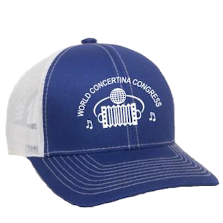 World Concertina Congress - Hat