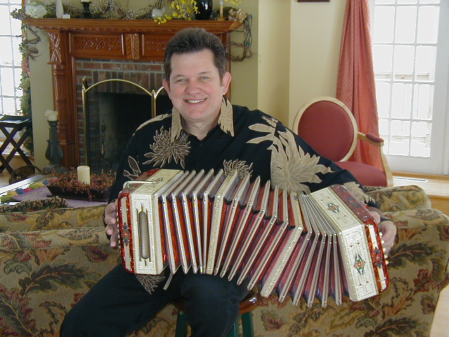 Eddie Blazonczyk's Versatones - Everybody Polka
