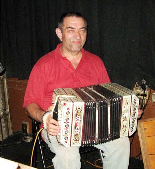 John Martin; 2007