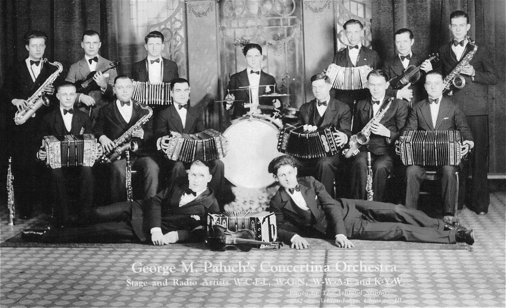 George M. Paluch's Concertina Orchestra