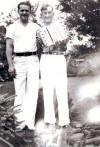 Charles Blim and Steve Antzak; 1932