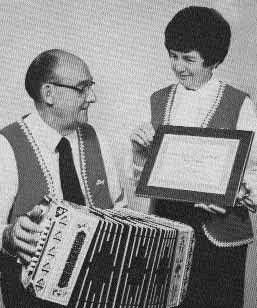 Tony and Betty Wolf